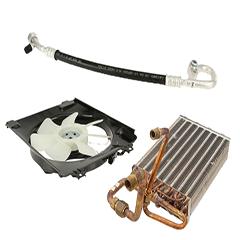 Ac Condenser And Evaporator