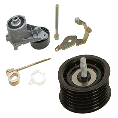 Accessory Drive Belt System Components