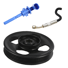 Power Steering Hoses Pumps And Related Components