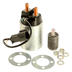 Starter And Related Components