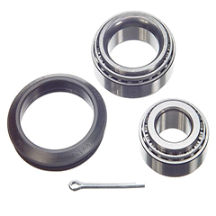 Wheel Bearings Seals And Related Components