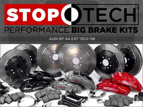 Stoptech Big Brake Kits