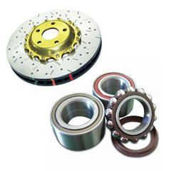 Brake And Wheel Bearing