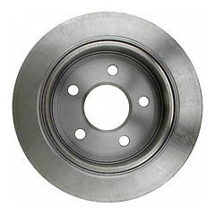 Rear Friction And Drums And Rotors