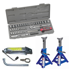 Tools Jacks Hardware And Manuals