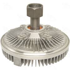 Water Pump Fan Blade And Clutch