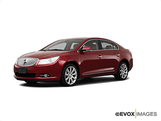 2011 Buick Lacrosse Used Auto Parts