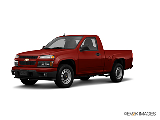 Chevrolet Colorado - 2011