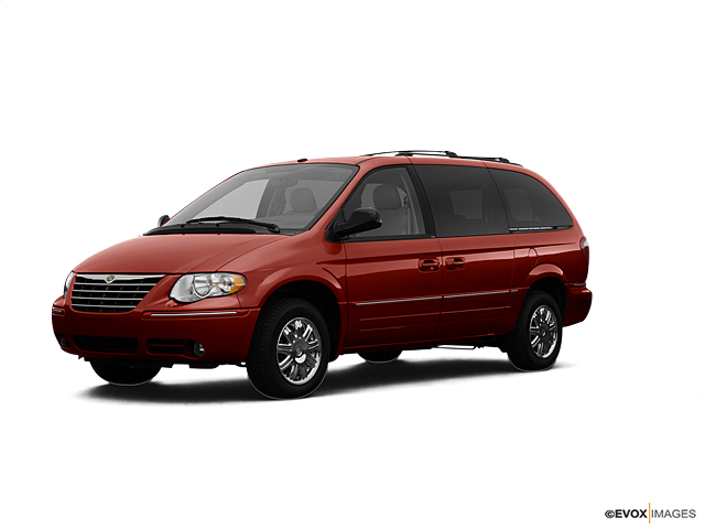 Chrysler Town Country - 2007