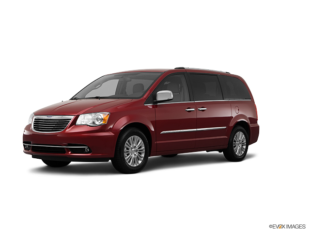 Chrysler Town Country - 2012