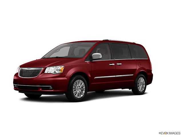 Chrysler Town Country - 2013