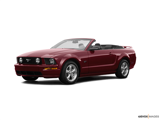 Ford Mustang - 2008