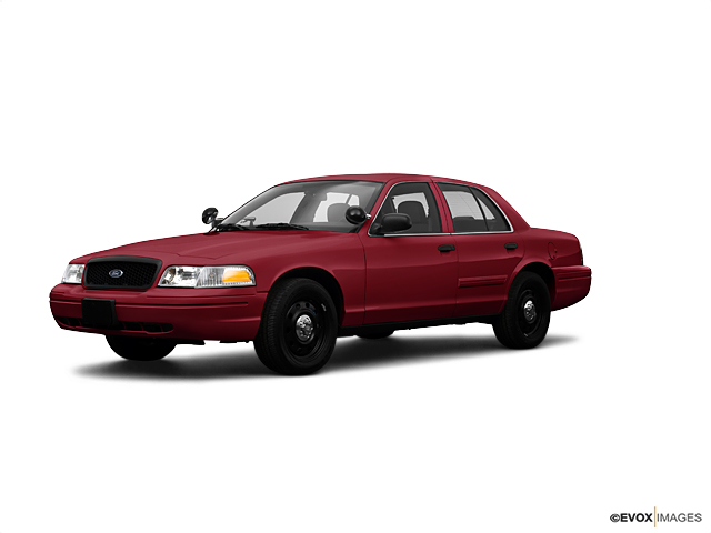 Ford Crown Victoria - 2009