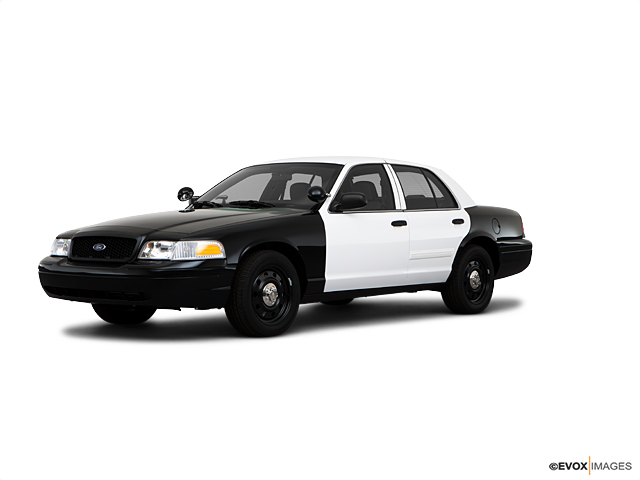 Ford Crown Victoria - 2010