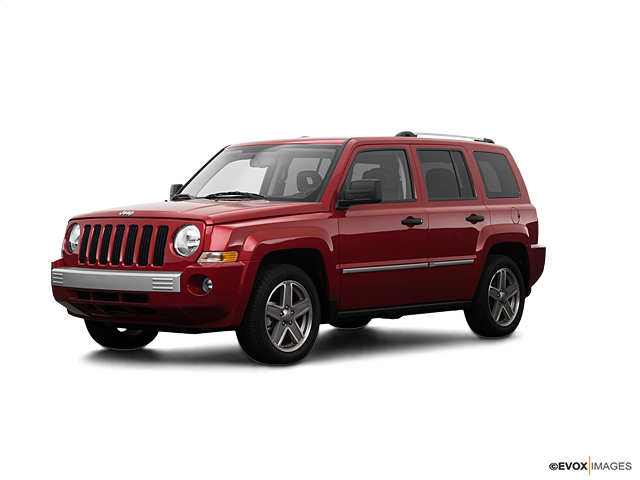 2008 Jeep Patriot Engine Oil Filter Parts
