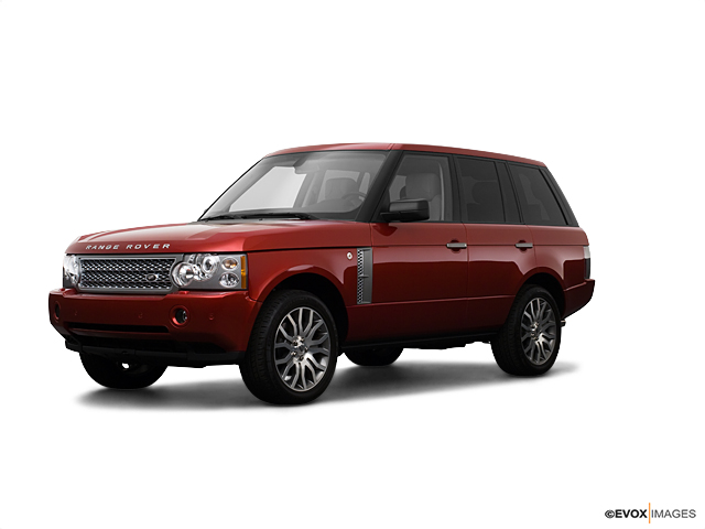 2009 Range Rover Used Auto Parts