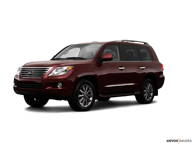 2009 Lexus LX570 Used Auto Parts