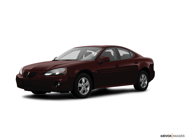 2008 Pontiac Grand Prix Used Auto Parts