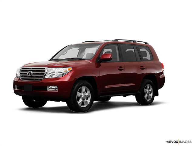 Toyota Land Cruiser - 2008